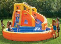 nadmuchiwany basen ze zjeżdżalnią 5