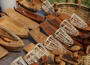 Сувениры с озера Инле