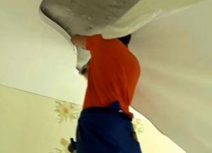 Montaż sufitów naciągowych46