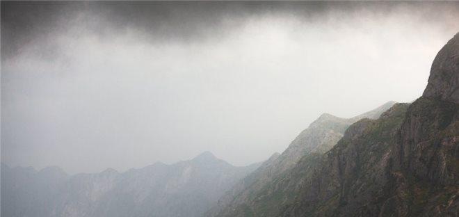 Дожди в Черногории