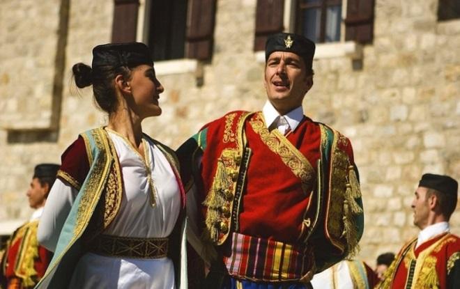 Рост черногорцев