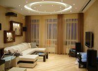 Wnętrze salonu w Chruszczowka9