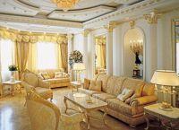 Wnętrze salonu w house16