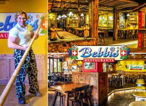 Ресторан Bebbis