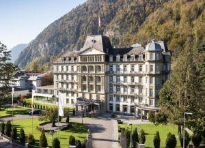 Отель Lindner Grand Hotel Beau Rivage