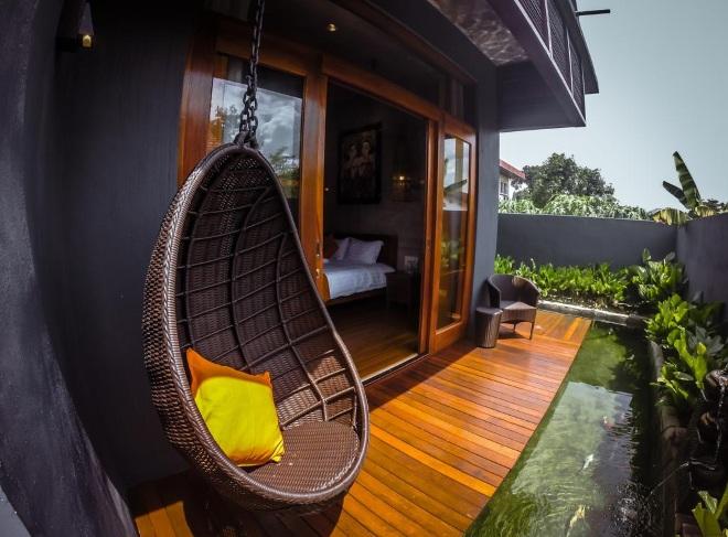 Ipoh Bali Hotel - недорогой, но очень уютный