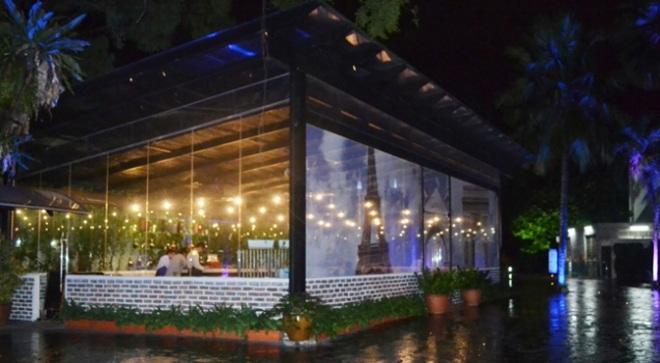 Garvy's French Dining - один из лучших ресторанов высокой кухни