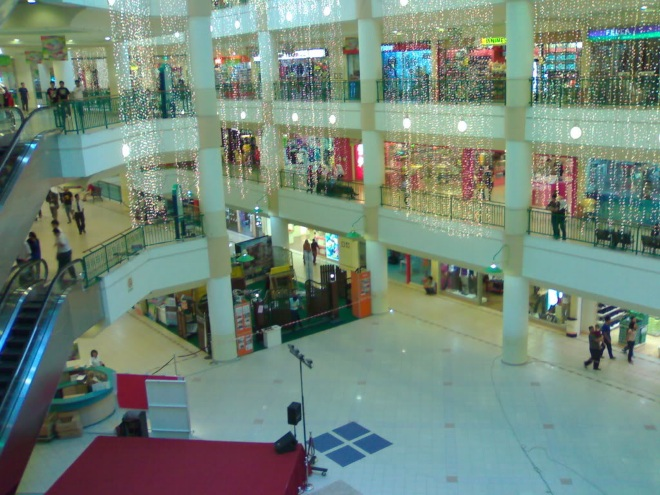 Торговый центр Kinta City