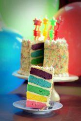 Како кувати раинбов торту - рецепт