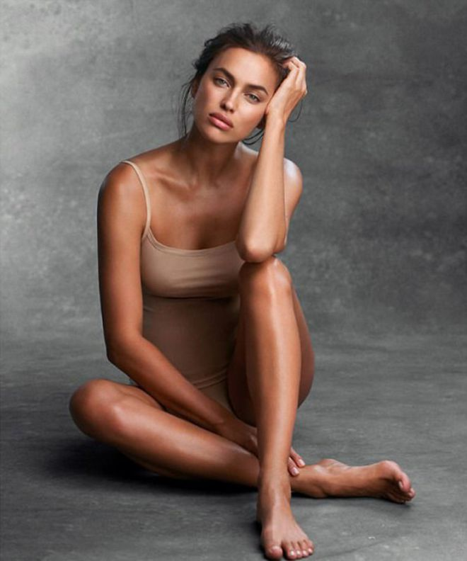 Ирина давно сотрудничает с брендом Intimissimi