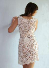 irské krajkové šaty 7