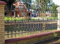 гвоздена ограда 1
