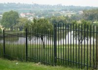 гвоздена ограда 3