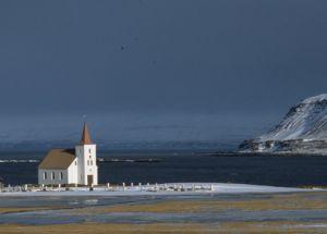 Церковь в Исафьордюре