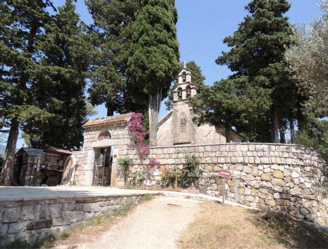 Троицкий храм монастыря Архангела Михаила