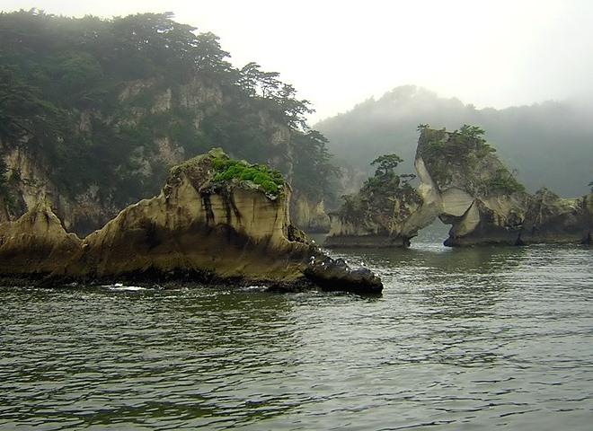 Один из необитаемых островов