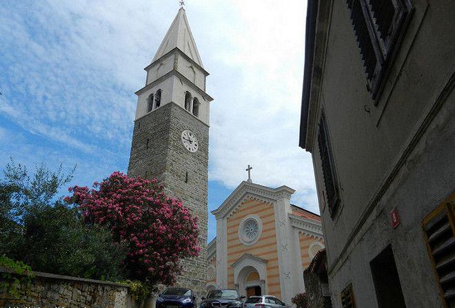 Церковь Святого Мавра