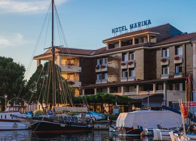 Отель «Hotel Marina»