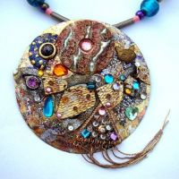 Włoska biżuteria kostiumowa 6