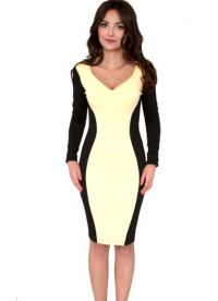 włoskie modne sukienki 2014 9