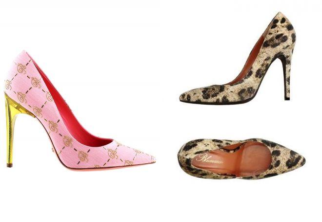 обувь blumarine