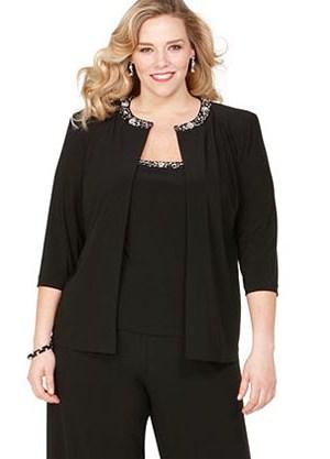 kurtki dla otyłych kobiet 5