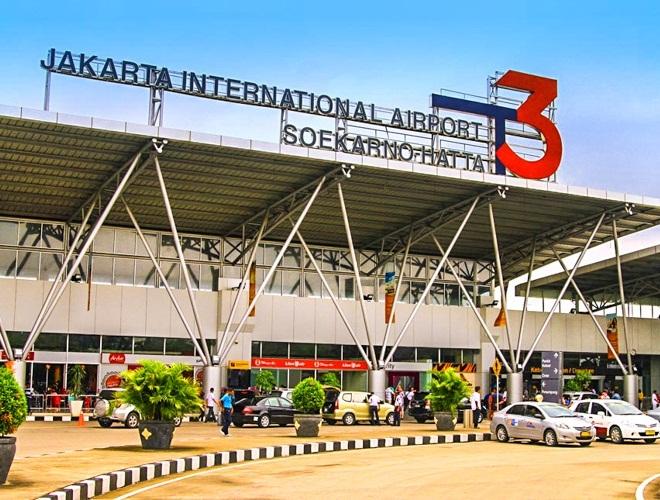 Международный аэропорт Джакарты