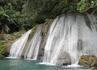 Водопады Рич