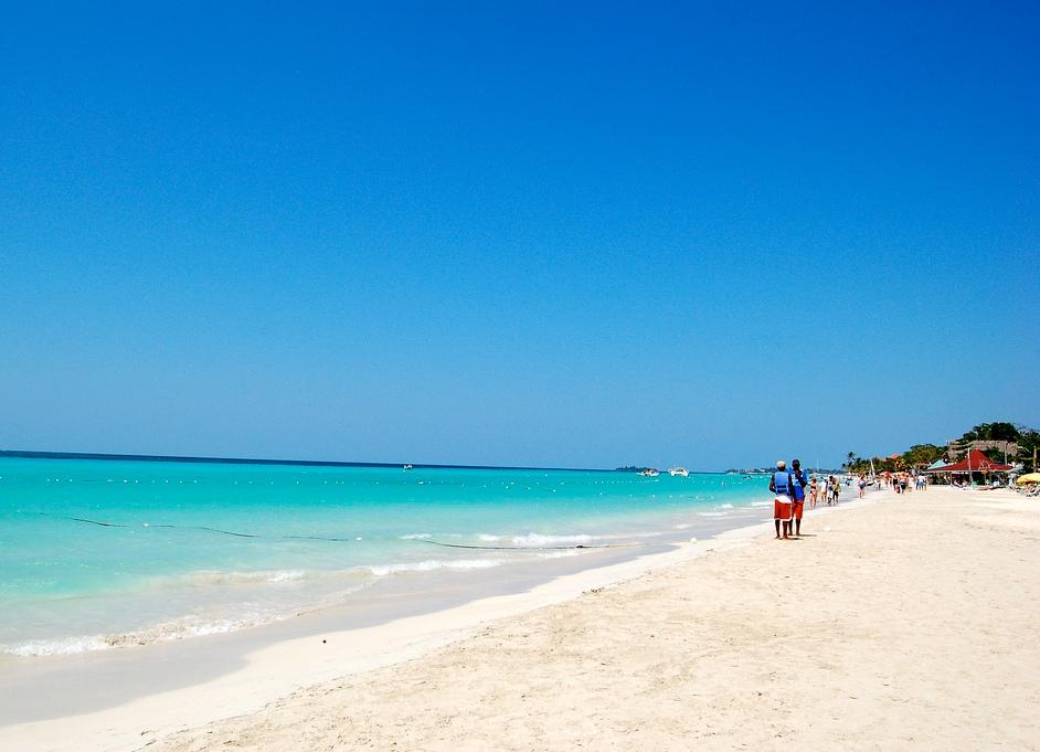 Пляж Негрил