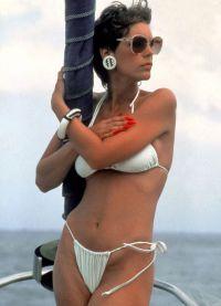 Джейми ли Кертис в молодости была очень красивой девушкой