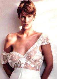 Джейми Ли Кертис всегда тщательно следила за своей внешностью