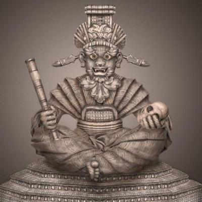 японски бог на смъртта