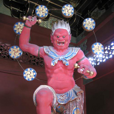 Японски бог на гръмотевиците