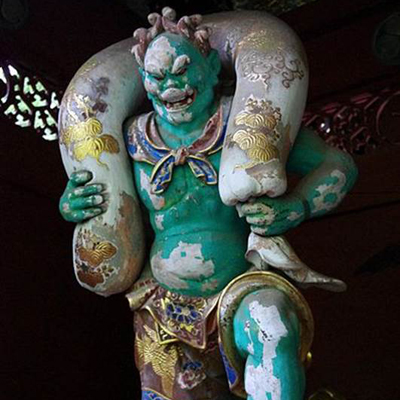 Японски бог на вятъра