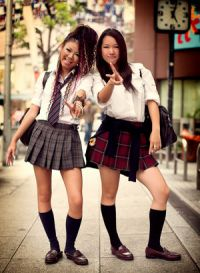 Japońska moda uliczna 4