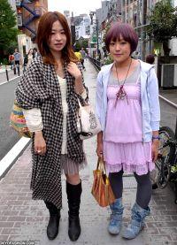 Japońska moda uliczna 5