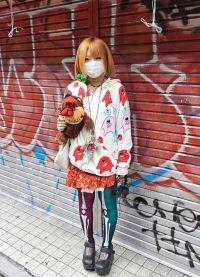 Japońska moda uliczna 7