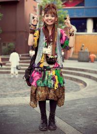Japońska moda uliczna 8