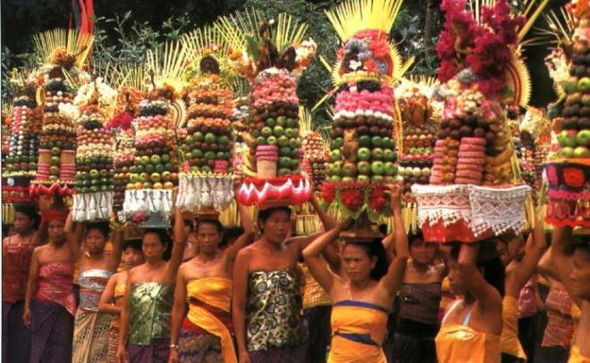 Население острова Ява