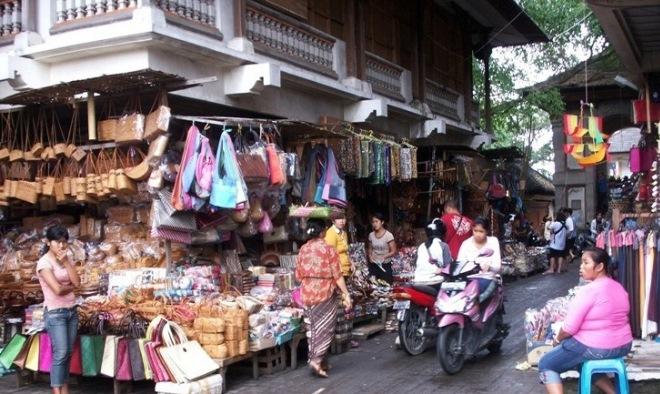 Яванский шоппинг
