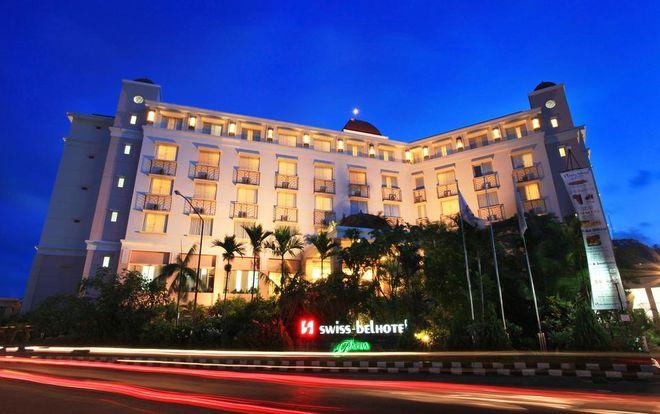 Отель Swiss-Belhotel Papua, Джаяпура