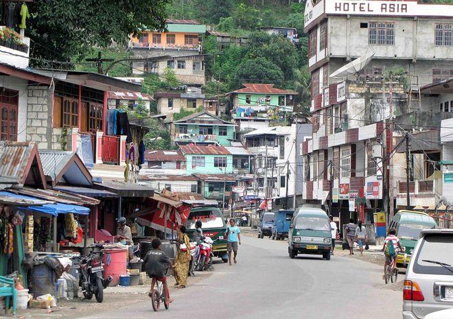 Улица в Джаяпуре