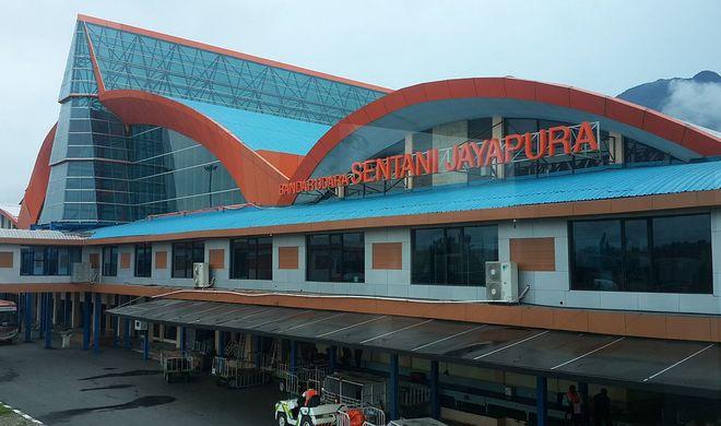 Аэропорт Джаяпуры (Jayapura Sentani Airport)