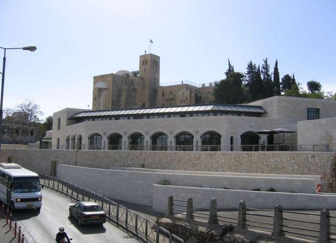 Центр памяти Менахема Бегина