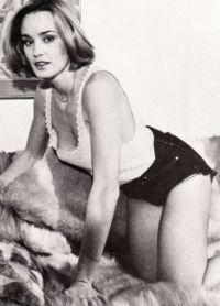 Джессика Лэнг модель