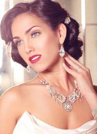Biżuteria dla panny młodej 1