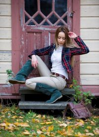 Žokejový oděvní styl 2