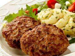 Укусне сочне хамбургере - рецепт