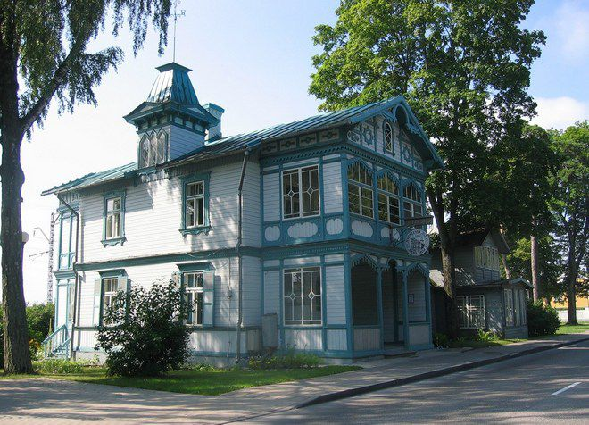 Дом Аспазии
