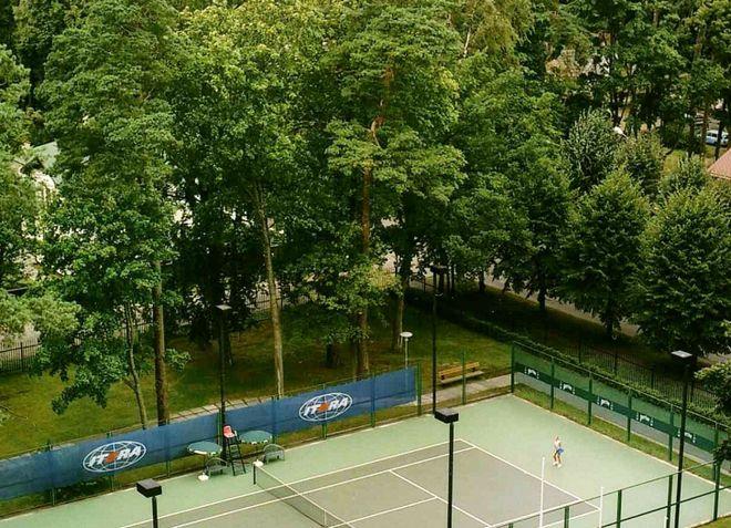 Теннисный центр «Лиелупе»